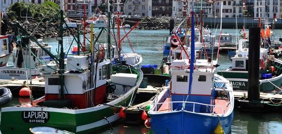 port-saint-jean-de-luz-bateau