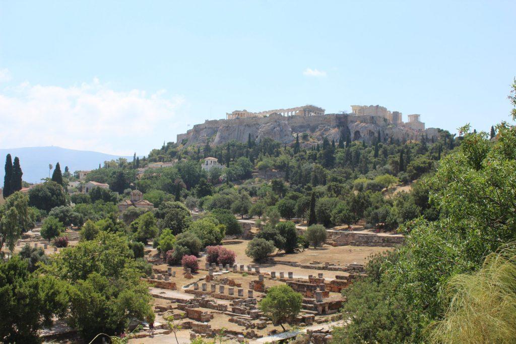 Agora-antique-athenes