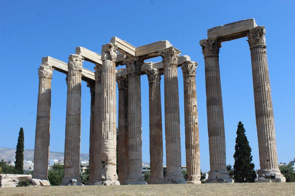 Temple-Zeus-Olympien