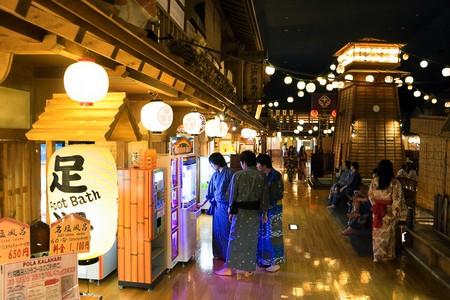 ONSEN ODAIBA TOKYO