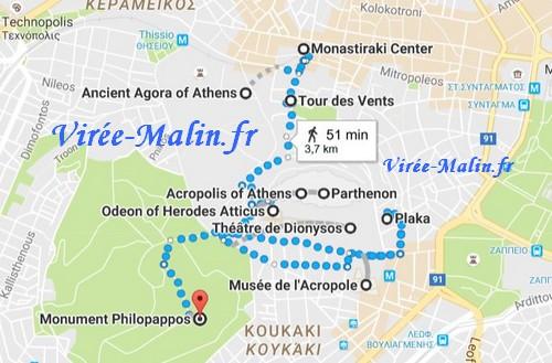 programme-jour-1-visite-athenes-plan