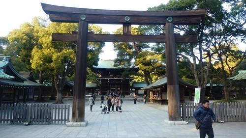 visiter-Meji-Jingu-shibuya