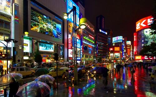 Tokyo-shinjuku-nuit-japon