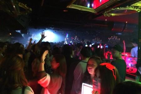 club-danser-tokyo