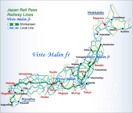 japan-rail-pass-trajet
