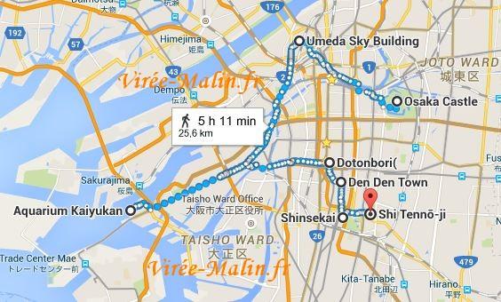 visiter-osaka-plan-googlemap