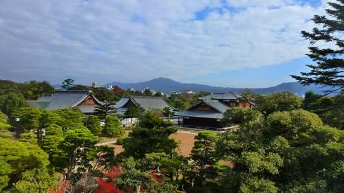 vue-panoramique-chateau-nijo-jo-kyoto