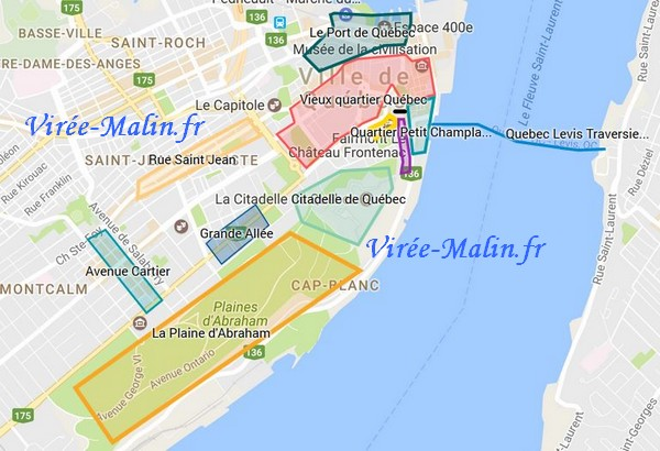 visiter-quebec-google-map