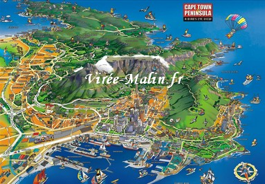 Cape-Town-Map