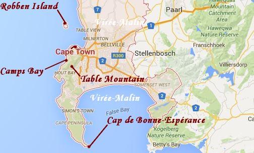cape-town-visite-googlemap