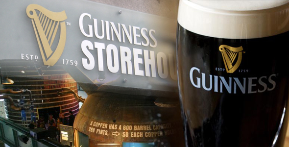 Visiter-Guinness-Storehouse