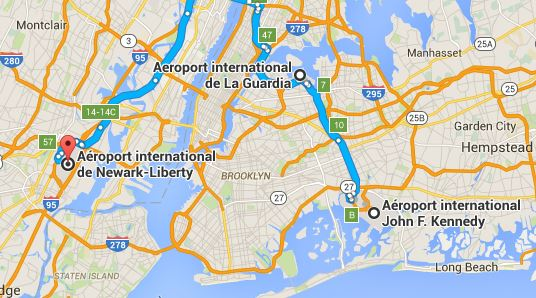 googlemap-aeroports-internationaux-new-york