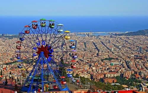 parc-tibidabo-barcelone