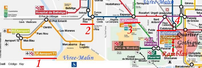 plan-metro-aeroport-del-prat-barcelone