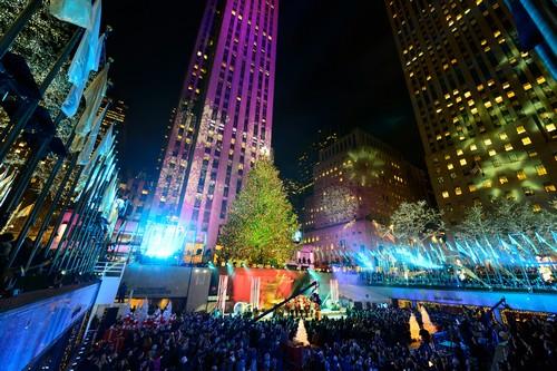 Christmas Tree Nyc Rockefeller Center 2017
