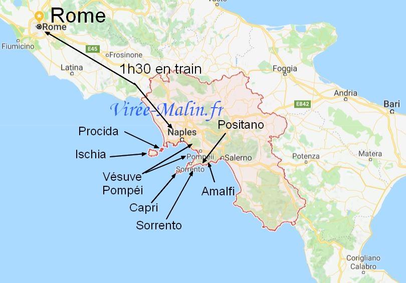 region-campania-italie