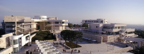 The-Getty-center-los-angeles-musee-art-architecture