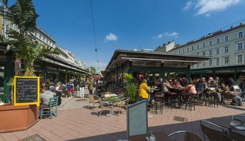 marche-vienne-Naschmarkt