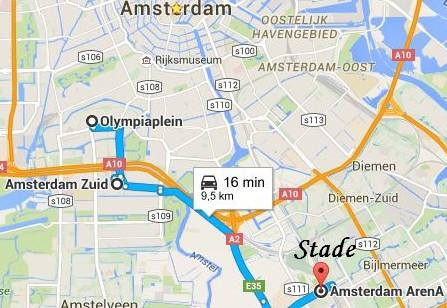 Visiter Amsterdam En 2 Jours