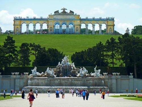 visiter-palais-Schloss-Schonbrunn-vienne