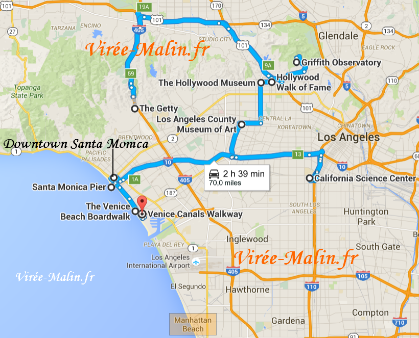 visiter-los-angeles-plan-de-route