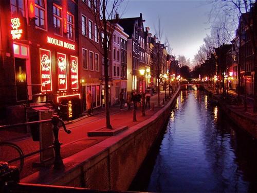 Centre Ville Amsterdam Quartier