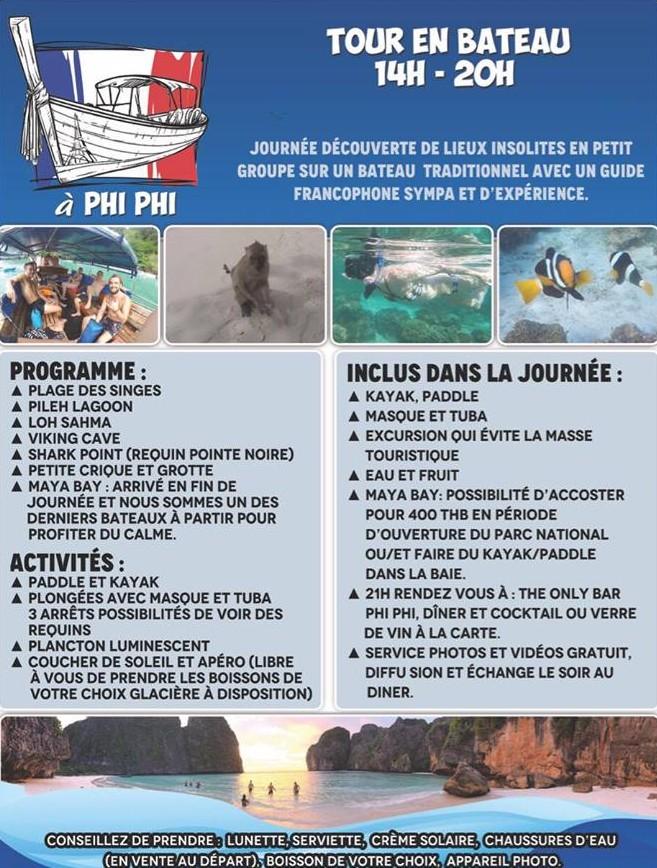 programme-visite-bateau-francais-kohphiphi