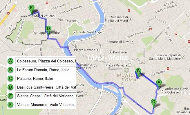 googlemap-rome-city-pass