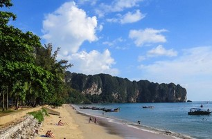 Visiter Krabi, Ao Nang et Railay Beach