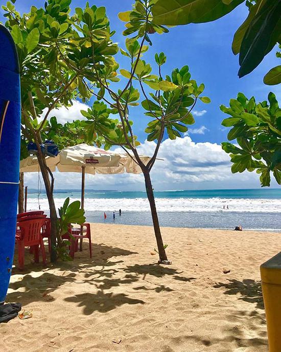 Kuta-plage-Bali