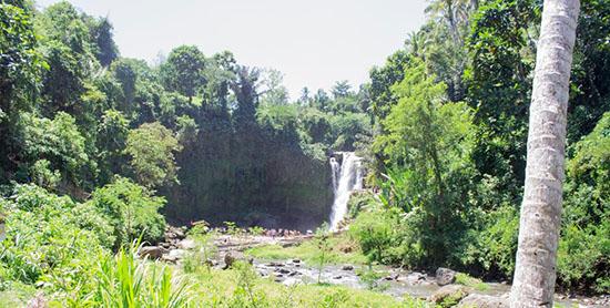 Tegenungan-cascade-Bali