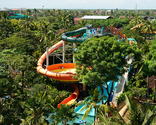 parc-attraction-waterbom-Kuta-Bali