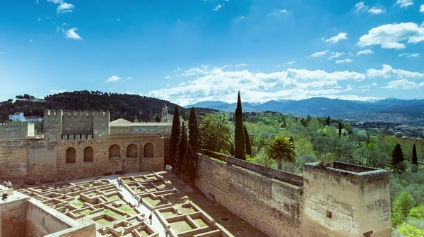 Alhambra-interieur