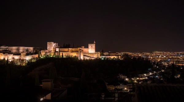 Alhambra-nuit