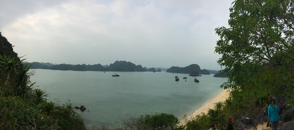 monkey-beach-halong-bay