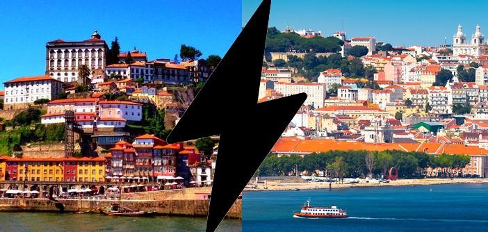 Lisbonne-ou-porto