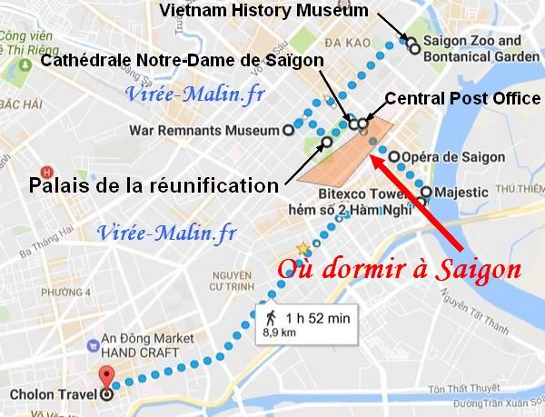 O 249 Dormir 224 Saigon