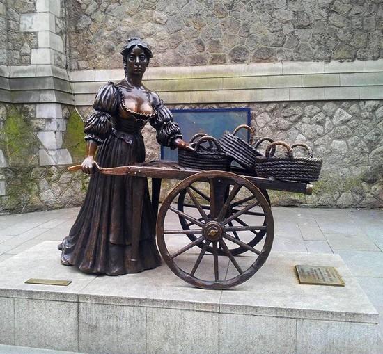 Dublin-molly-malone