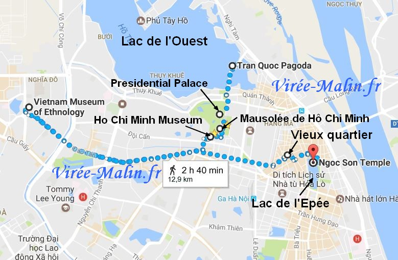 visiter-hanoi-plan-de-route