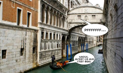 Venise-Pont-des-Soupirs