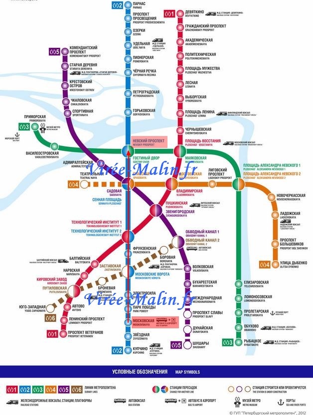 lignes-metro-saint-petersbourg