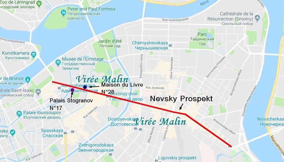 visiter-saint-petersbourg-nevsky-prospekt-russie