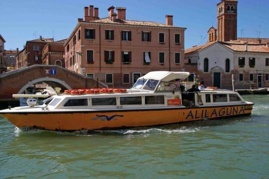 bateau-Alilaguna-venise