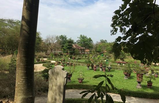 Visiter hu for Jardin imperial