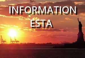 Esta - Visa - Voyage USA