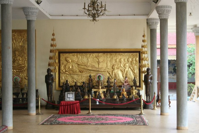 palais-royal-bouddha-Phnom-Penh