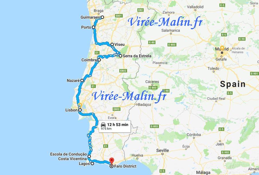 programme-ville-portugal-voiture