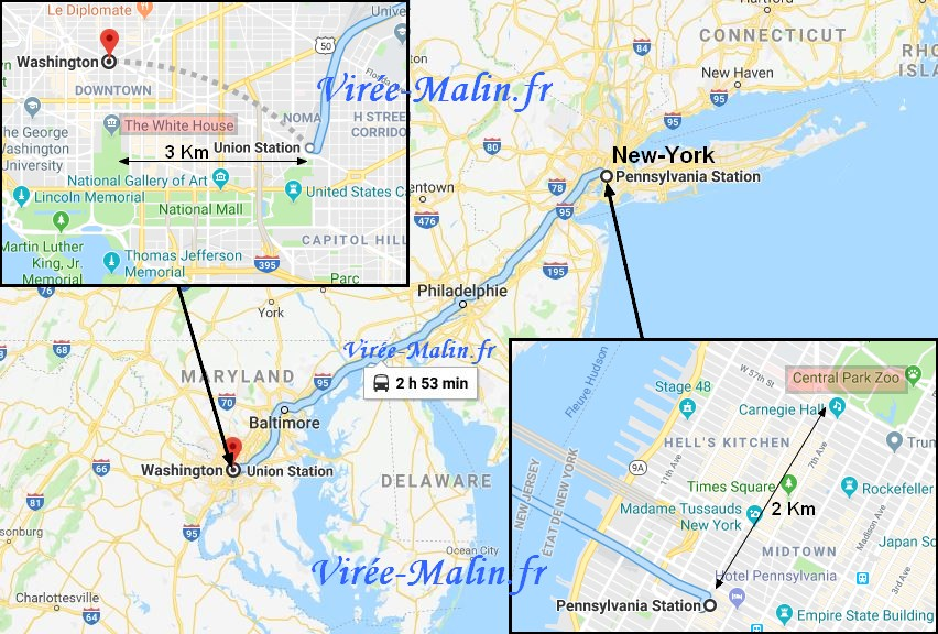 transfert-new-york-washington-dc