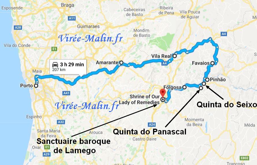 itineraire-visite-vallee-douro-depuis-porto