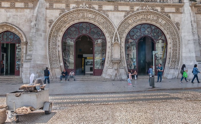 Gare-Do-Rossio-Lisbonne